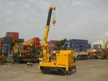 2002 mobile crane TADANO SC230