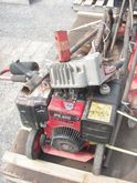 Used manual drilling