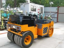 2009 Road vibrating roller BOMA