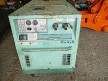2004 compressor DENYO DIS90SB