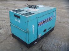 2000 welding machine DENYO DAT2