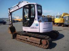 2001 excavator SUMITOMO SH75U2-