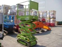 2000 crawler lift NIKKEN X40RC-