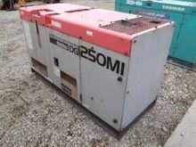 2002 diesel generator SHINDAIWA