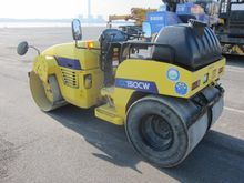 Road vibrating roller Hitachi C
