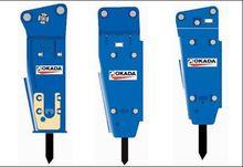 Hydraulic hammer OKADA TOP280
