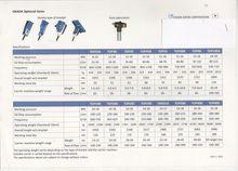 Hydraulic hammer OKADA TOP60B
