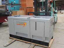 2011 YANMAR generator