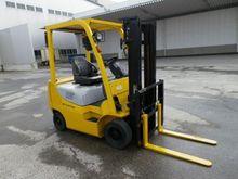2006 forklift SUMITOMO 03FT15PA