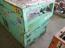 1999 compressor DENYO DPS130SPB