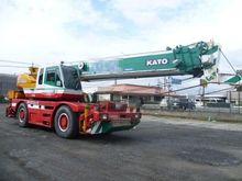 2000 mobile crane KATO KR25H-V3