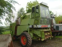 Used CLAAS Senator 8