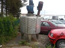 Used 2000l Heating t