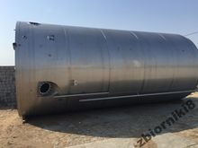Tank stainless steel 80m3