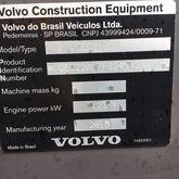 2015 Volvo EC220D