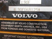 Used 2007 Volvo L90F