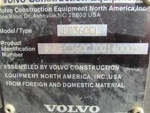 2008 Volvo EC360CL
