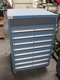 LISTA 8-DRAWER TOOL STORAGE CAB