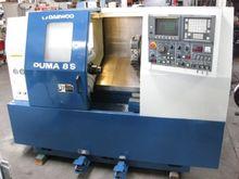 DAEWOO Puma 8S CNC Turning Cent