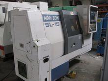 1993 Mori-Seiki SL-15 CNC Lathe