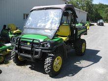 2011 John Deere XUV 825I GREEN