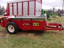 2015 H&S MS235HE