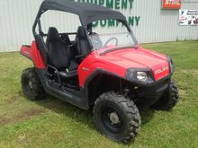2009 Polaris Ranger XP800