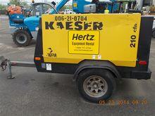 2009 Kaeser M57, #006210704