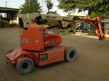 2007 JLG E400AJP-N #469407011