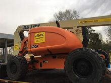 Used 2004 JLG 600A #