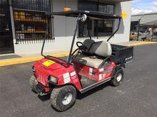 2012 Club Car XRT800 #780040120