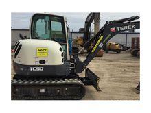 2013 Terex TC50 #800023838