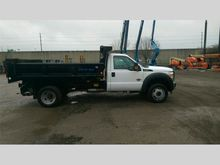 Used 2013 Ford F-550