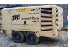2010 Ingersoll-Rand HP750WCU #0