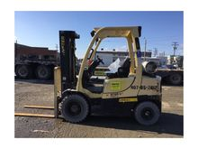 2007 Hyster H50FT, #407057012