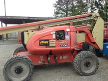 Used 2005 JLG 600A,