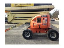 Used 2007 JLG 450A,