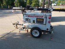2007 Multiquip LT-12, #53640129