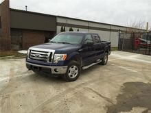 2011 Ford F-150 (Crew), #659181