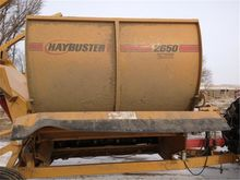 2011 Haybuster 2650