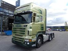 Used 2011 Scania R 6