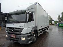 2013 Mercedes-Benz Axor 1829L K
