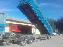1990 Kaupe 4-LTPK 107 Tipper Wh