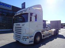 2013 Scania R500 V8 6x2 Highlin