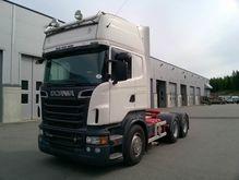 2011 Scania R730 6X4 hydraulics