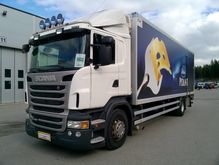 2010 Scania R360 4x2