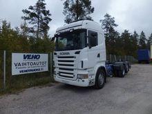 2008 Scania R500 Highline 6x2 /