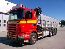 2010 Scania R440 8x2 - Crawler