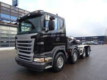 2010 Scania R560 8x4 -Leebur /