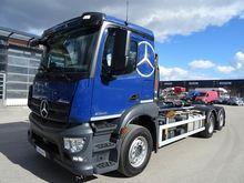 2016 Mercedes-Benz Antos 2543L
